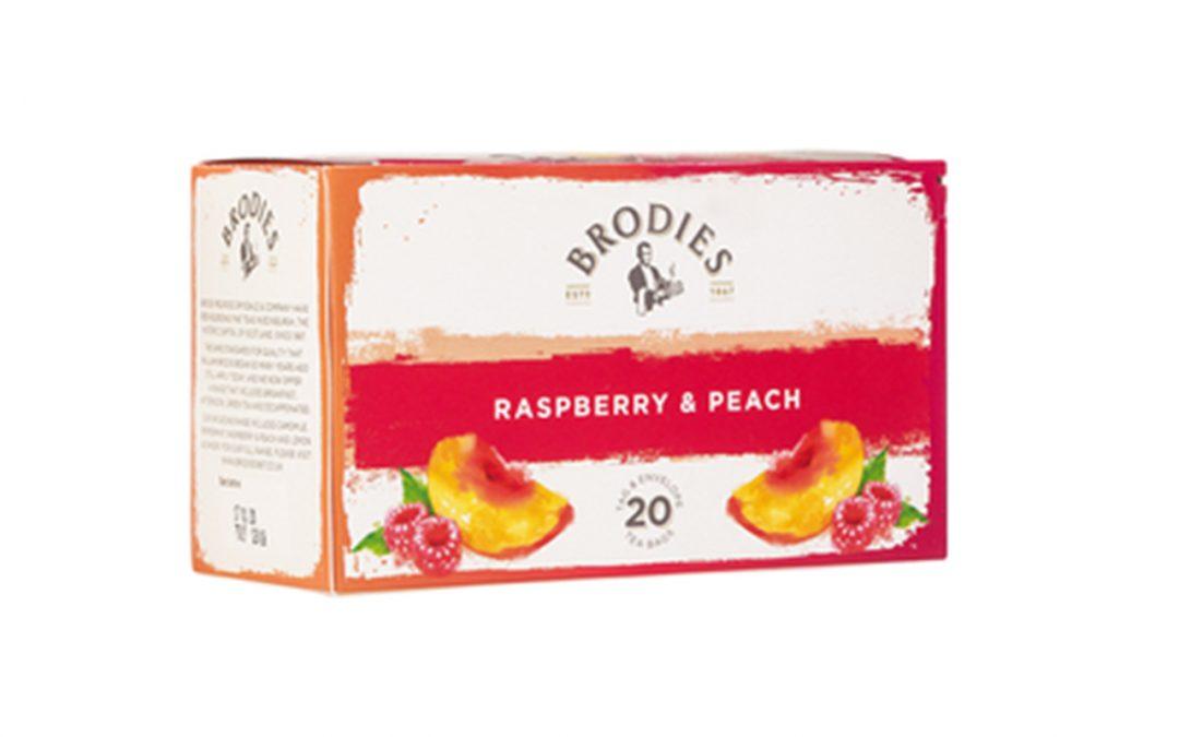 Raspberry & Peach